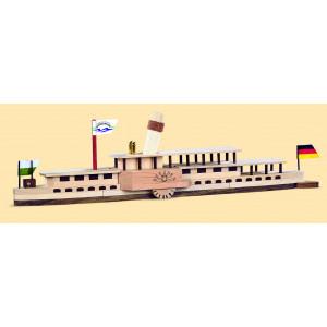 Elbdampfschiff ''Dresden''
