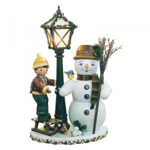 Winterkinder Mein schönster Schneemann, groß