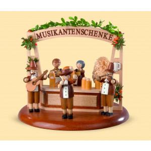 Motivplattform Wernesgrüner Musikantenschenke