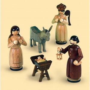 Heilige Familie: Maria, Josef, Christuskind