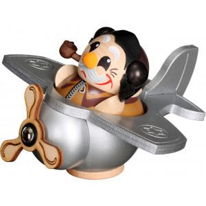 Kugelräuchermännchen Hobby - Pilot