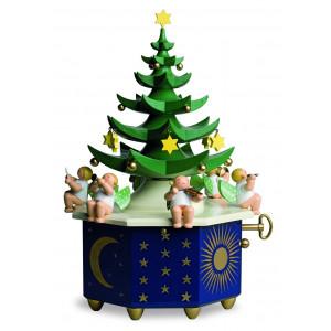 Spieldose Tannenbaum Am Weihnachtsbaum