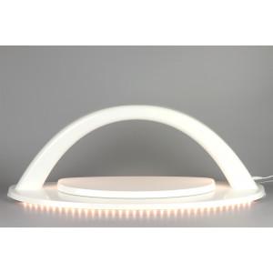 LED-Schwibbogen weiß zum selbst Bestücken, groß
