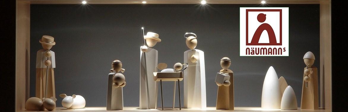 Näumanns preisgekrönte Kavex-Krippefiguren