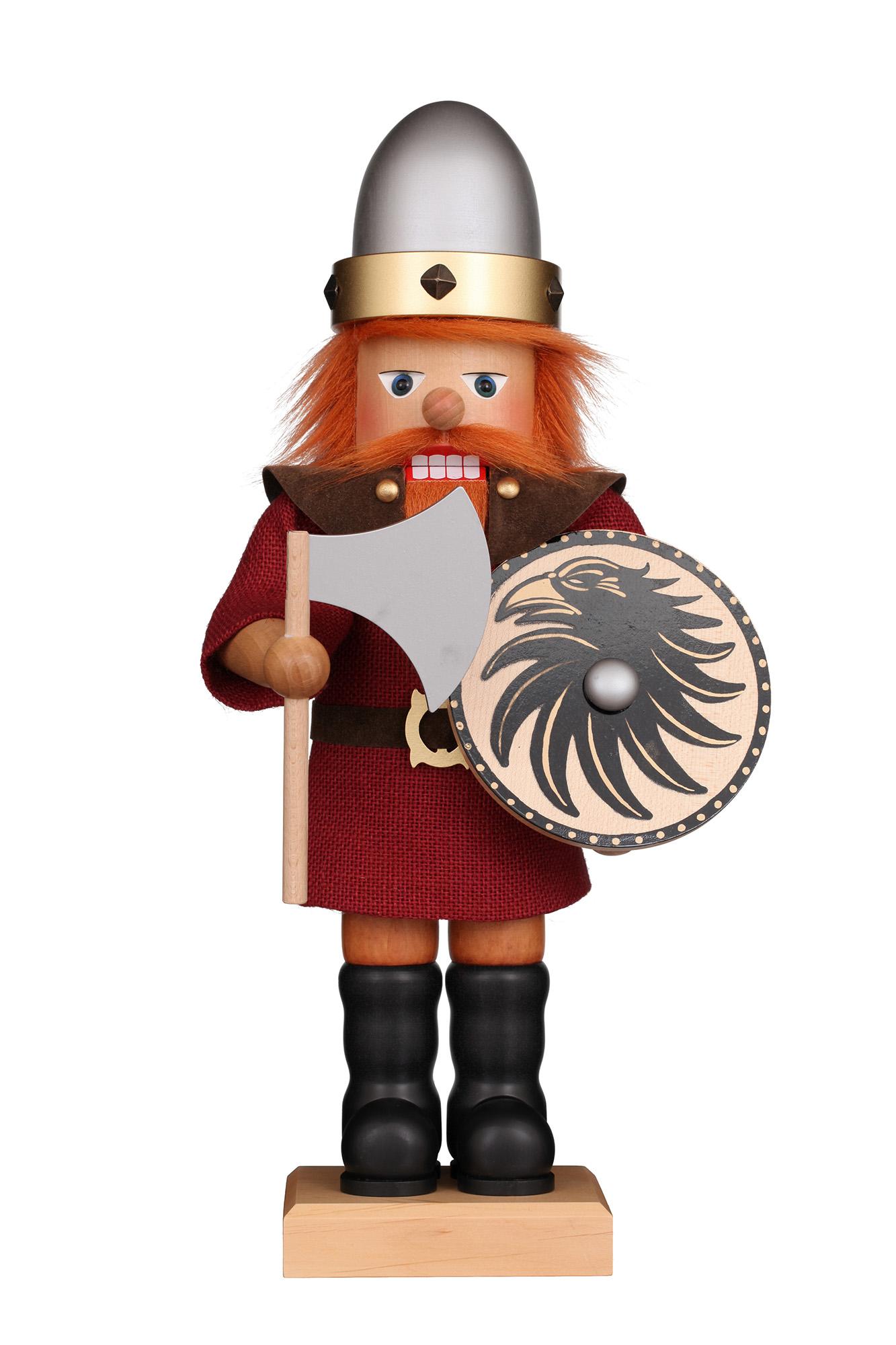 Nussknacker Wikinger