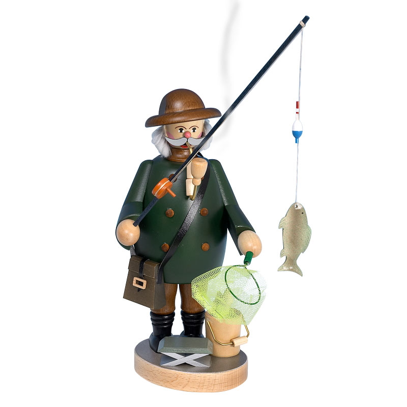 Räuchermann Angler