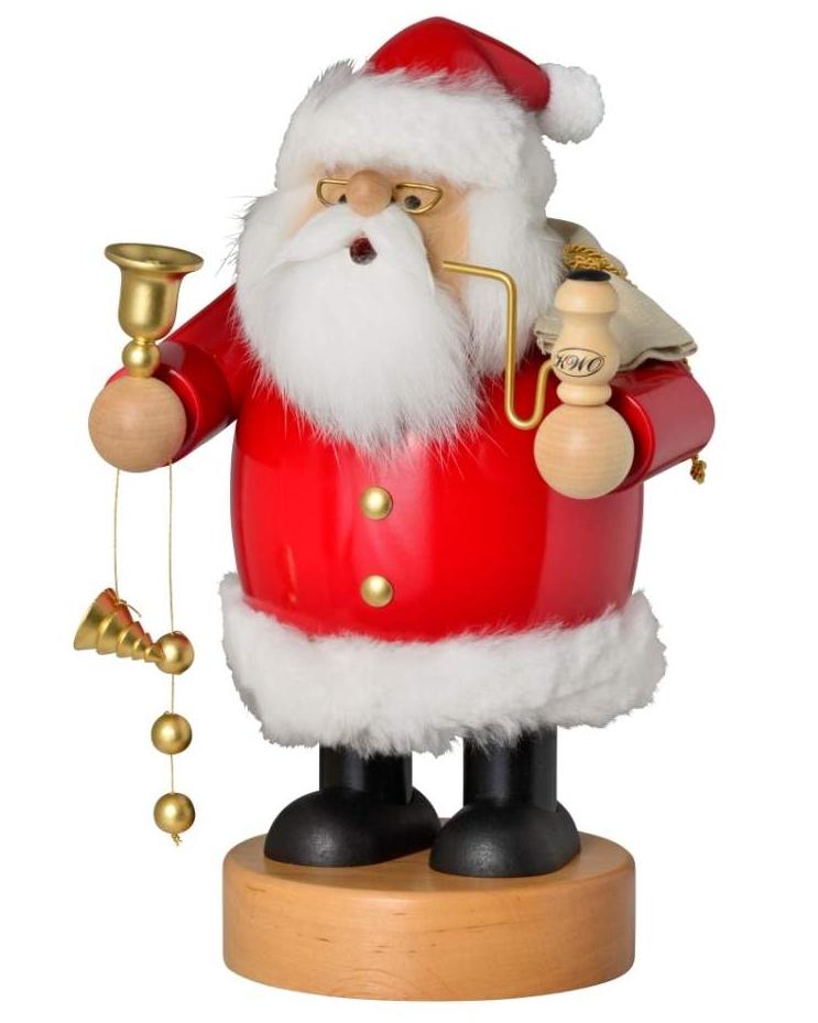 Räuchermännchen Weihnachtsmann groß