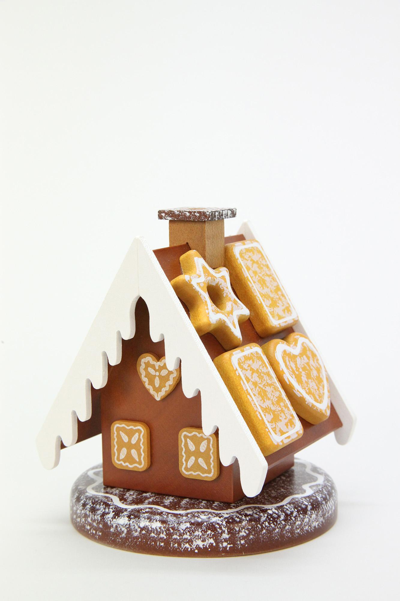 Räucherhaus Lebkuchenhaus