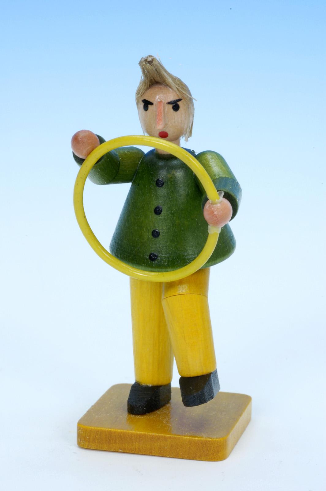 Wilhelm mit Reifen