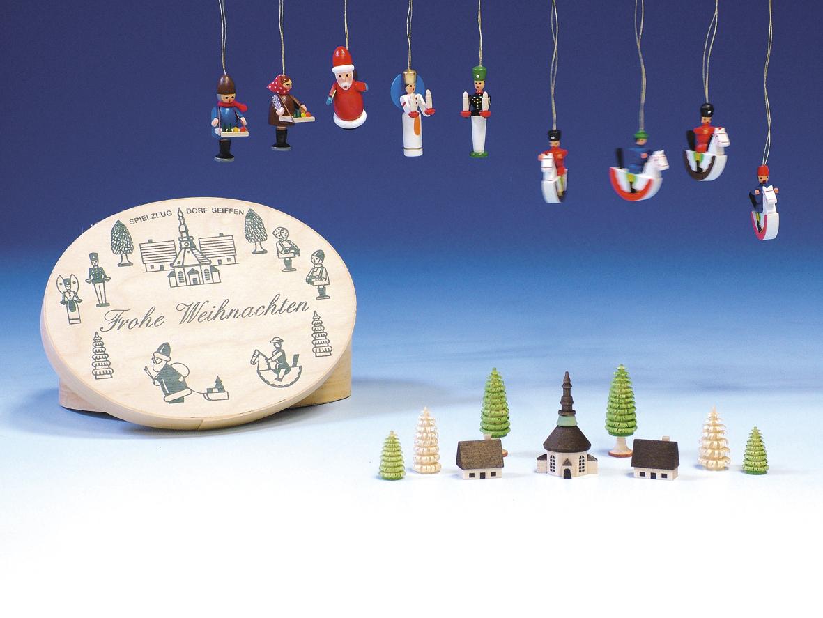 Spanschachtel Frohe Weihnacht