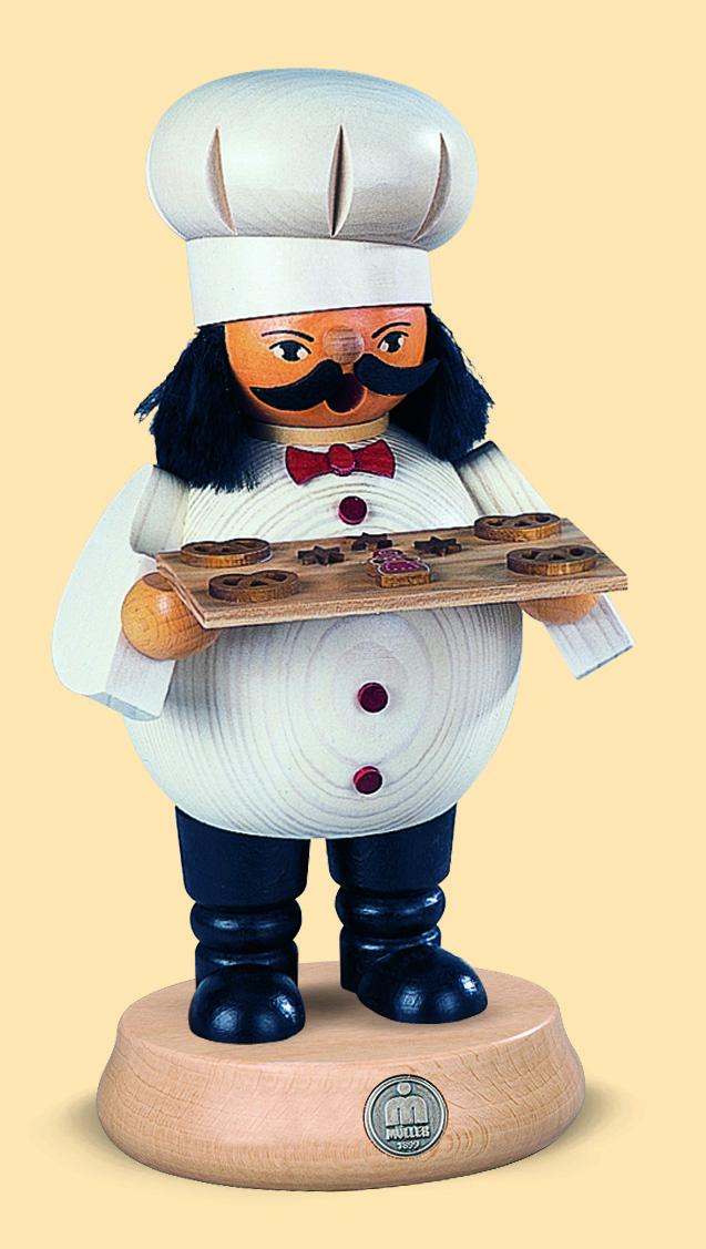Räuchermann Bäcker