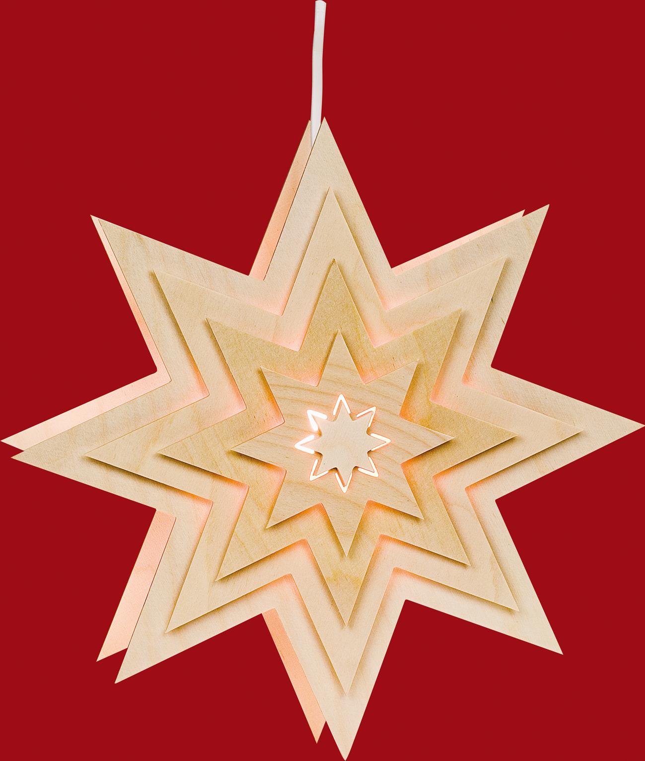 Fensterstern Stern