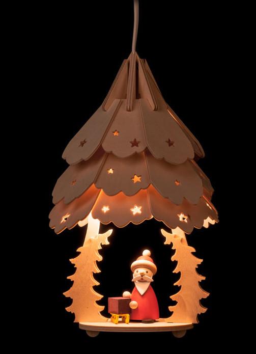 laterne weihnachtsmann mit schlitten erzgebirgskunst. Black Bedroom Furniture Sets. Home Design Ideas