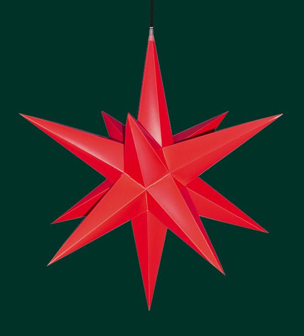 weihnachtsstern f r au en rot 60 cm erzgebirgskunst drechsel. Black Bedroom Furniture Sets. Home Design Ideas