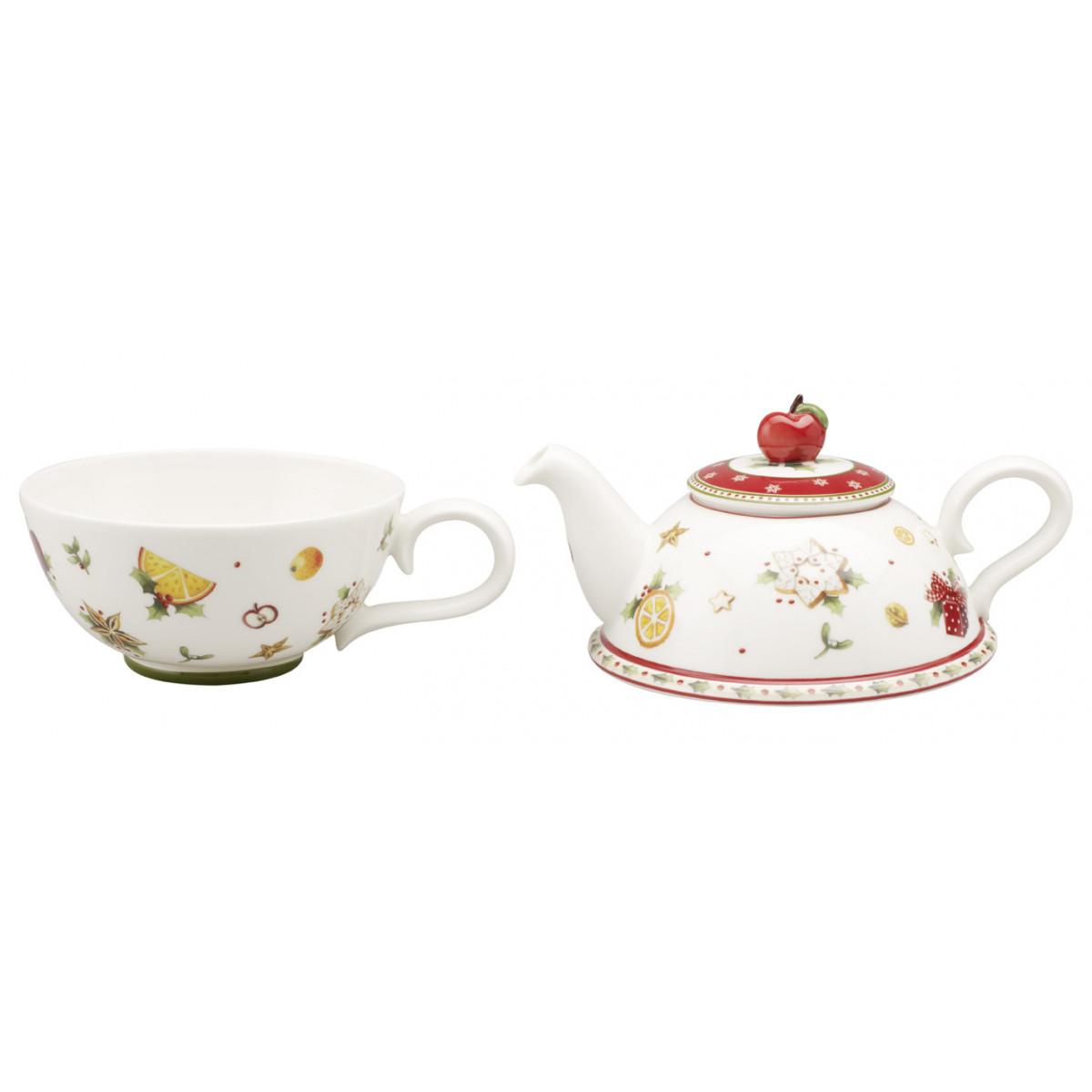 tea for one tasse und kanne erzgebirgskunst drechsel. Black Bedroom Furniture Sets. Home Design Ideas