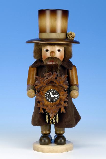 Ubricht Nussknacker Uhrmacher natur