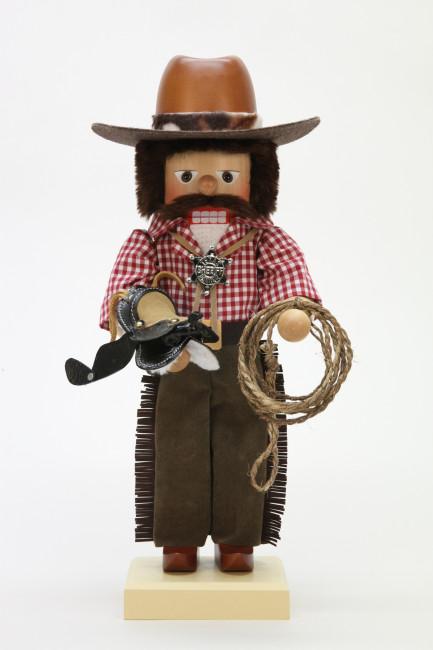 Nussknacker Cowboy