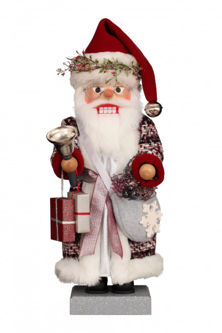 Nussknacker Weihnachtsmann Glimmer