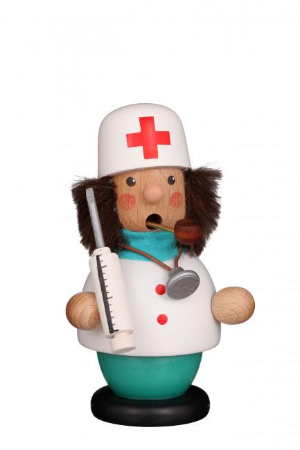 Räuchermännchen Arzt