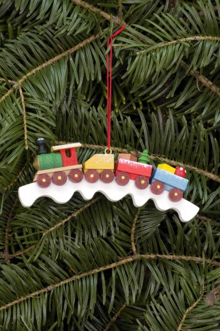 Baumbehang als Eisenbahn