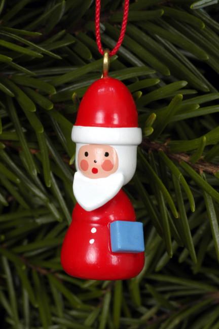 Baumbehang als Nikolaus