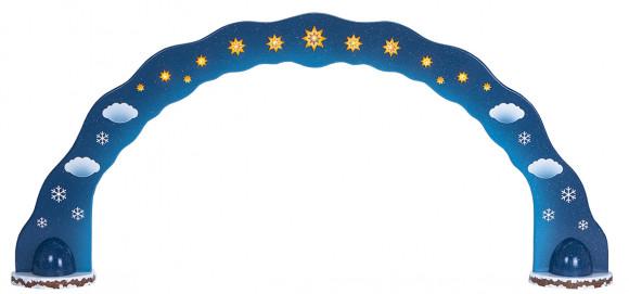 Winterkinder Himmelsbogen, 110 cm