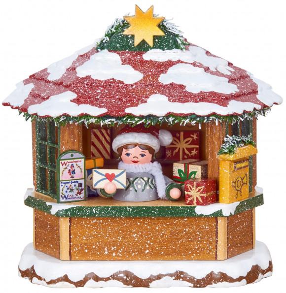 Winterkinder Weihnachtspostamt