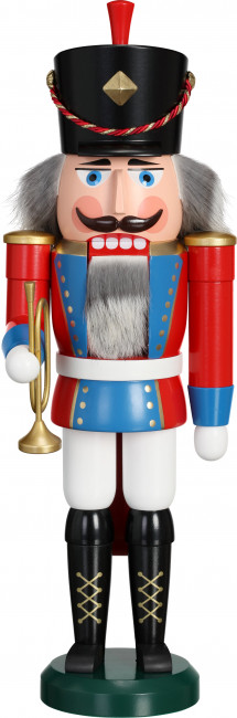Nussknacker Trompeter