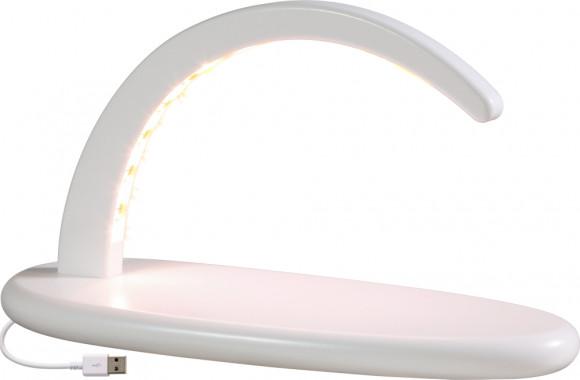 Leuchterbogen mit LED, weiß
