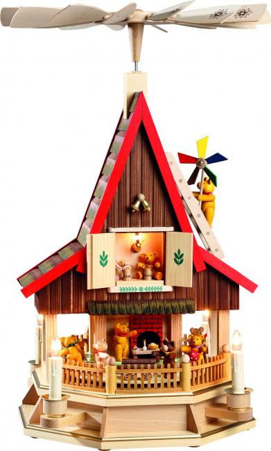Adventshaus Bärenhaus