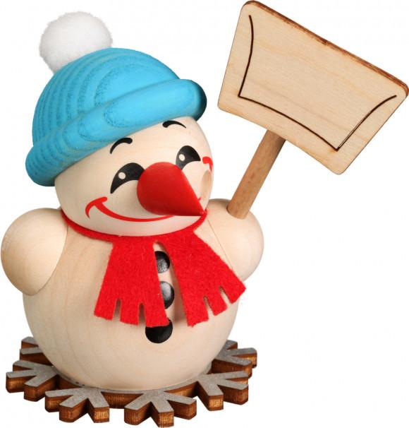 Kugelräucherfigur Cool-Man Schneeschipper