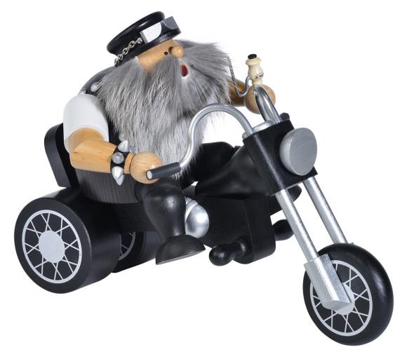 Räuchermännchen Easy Rider