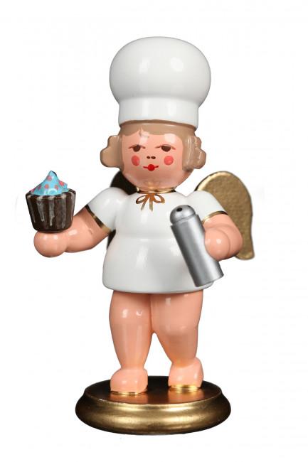 Bäckerengel mit Cupcake