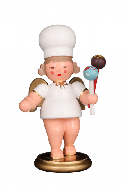 Bäckerengel mit Cake-Pops