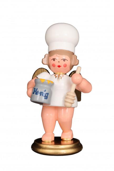 Bäckerengel mit Honigtöpfchen