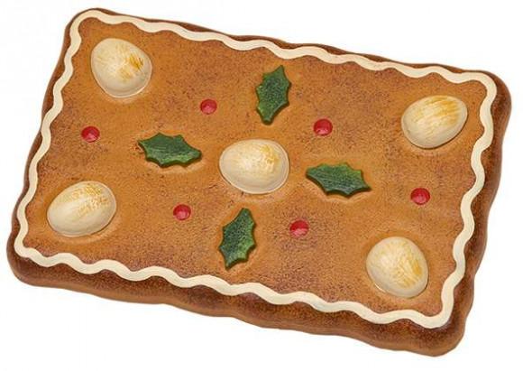 Magnetpin Honigkuchen