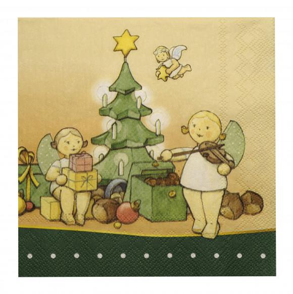 Servietten Weihnachtszauber