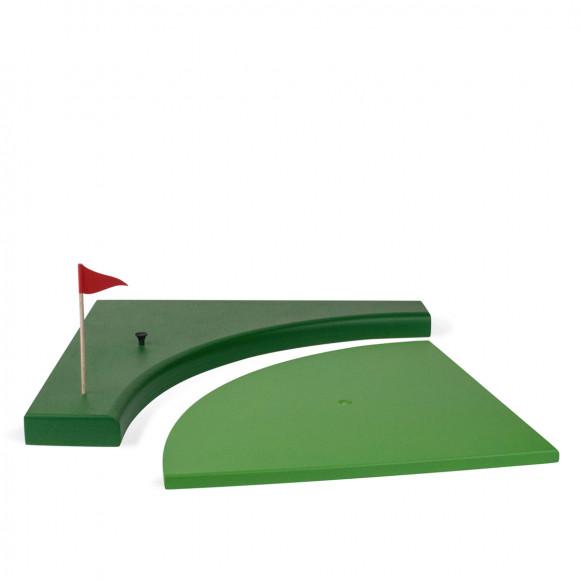 Golferwiese, 2-teilig