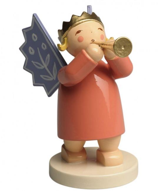 Kronenengel mit Flöte