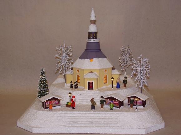 Lichterdorf Weihnachtsmarkt