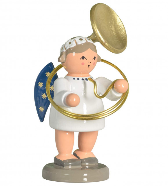 Engel mit Sousaphon