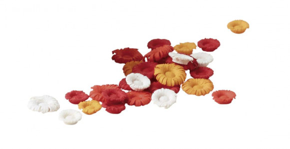 Blüten sortiert