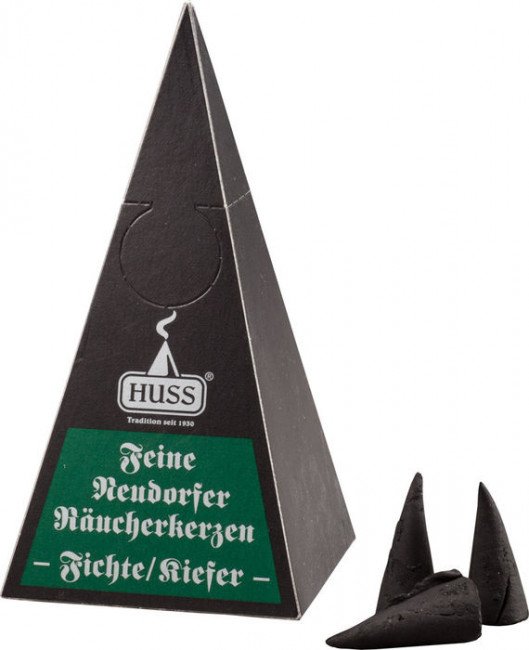 24 Neudorfer Räucherkerzen Fichte/Kiefer