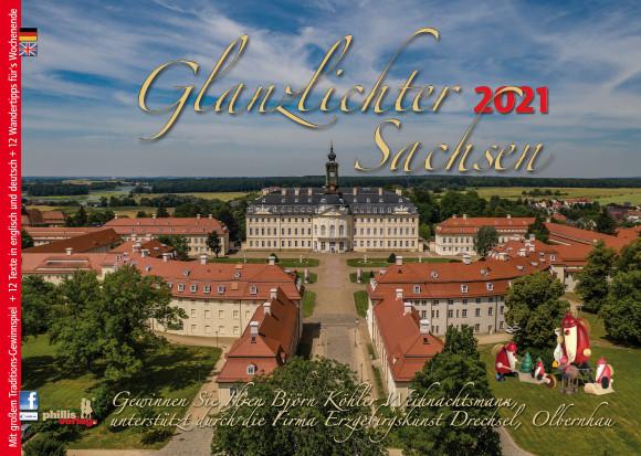 Kalender 2021 Glanzlichter Sachsen