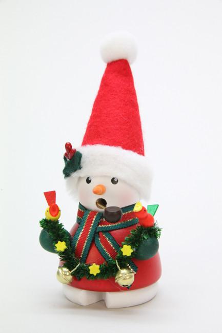 Räuchermännchen Schneemann Weihnachtsmann