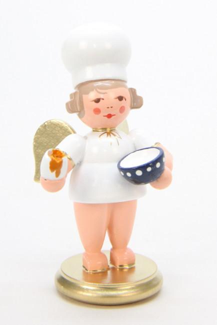 Bäckerengel mit Ei