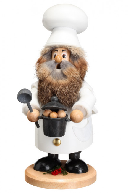 Koch Räuchermännchen Maître de Cuisine