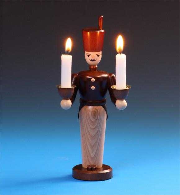 Lichterbergmann lasiert, 21 cm