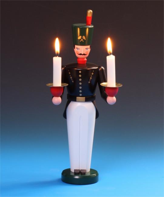 Lichterbergmann farbig, 29 cm