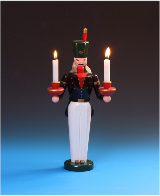 Lichterbergmann farbig, 36 cm
